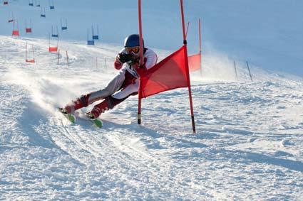 Leistungssteigerung mit Chiropraktik bei Ski-Alpin