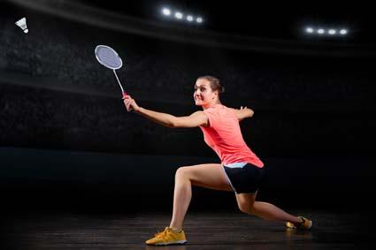 Chiropraktische Intervention bei Badminton – Sportlern