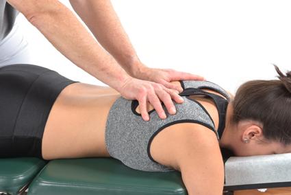 Behandlung Chiropraktik